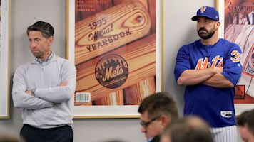 Mets' Callaway serving as GM's scapegoat