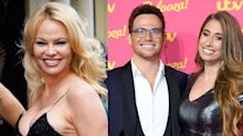 Pamela Anderson didn't recognise Joe Swash years after they'd lived together for a week, says Stacey Solomon