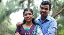 Nurse Lini's Husband Donates First Salary for Kerala Flood Victims