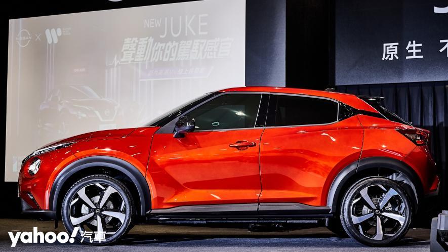 貫徹怪奇本色!Nissan大改款Juke正式發表86.9萬起! - 7