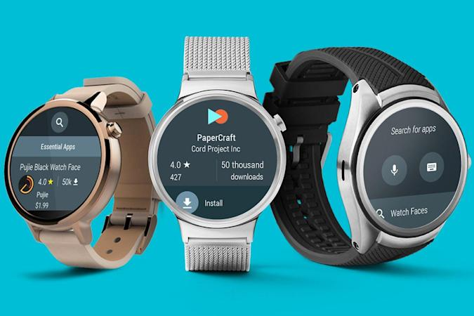 Google readying tap-to-pay for Android Wear smartwatches