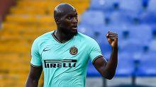 Romelu Lukaku stellt 70 Jahre alten Rekord von Inter Mailand ein - und erhält Lob von Trainer Antonio Conte