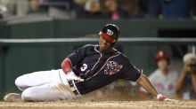 Michael Taylor gets revenge on Phillies with inside-the-park grand slam
