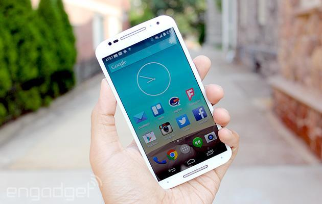 Moto X Pure Edition gets a 64GB option