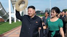 Kim Jong Un's wife has had her 'status' upgraded so she can have her own personality cult