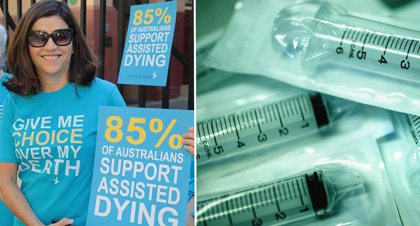 'She pleaded with me to end it': Victoria's euthanasia laws could produce a 'domino effect'