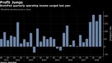 Japan'sTop Stock Surges 305% in One Year