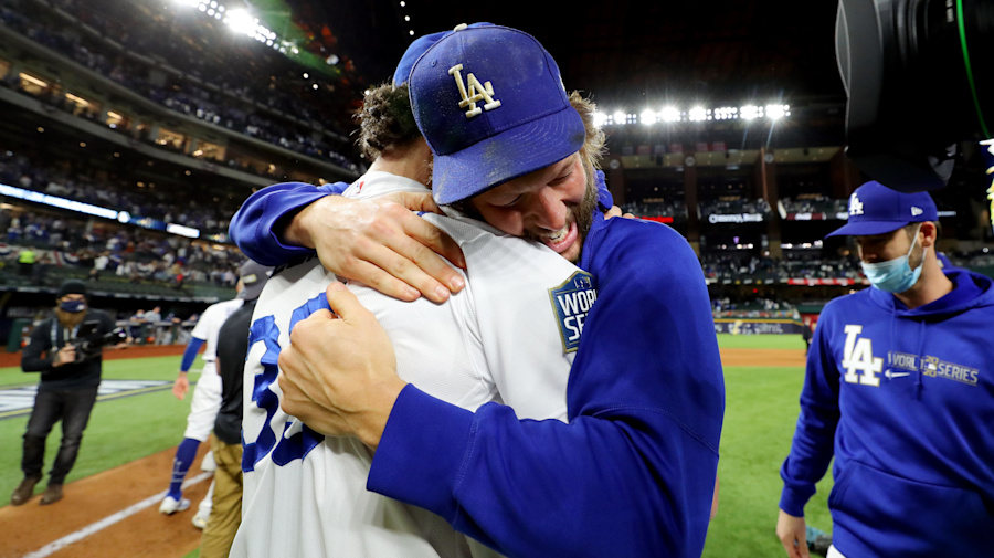 Dodgers make mark for new generation to cherish