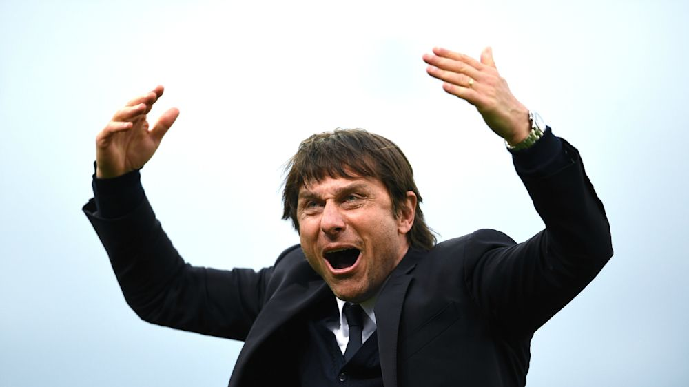 Chelsea will get even better, promises Conte