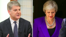 Tory MP submits letter of no confidence in Theresa May over her ability to deliver Brexit