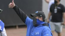 Detroit Lions open as slight underdogs for Week 7 matchup with Atlanta Falcons