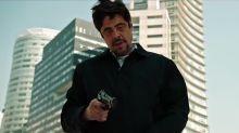 'Sicario 2': Benicio del Toro, Josh Brolin get dirty in first trailer for 'Soldado'