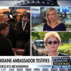 Chris Wallace: Marie Yovanovitch puts a human face on the alleged scandal