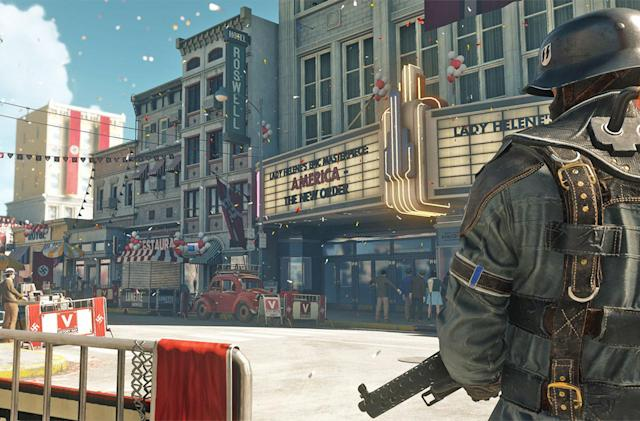 'Wolfenstein' returns with 'The New Colossus' on October 27th