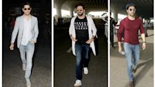 12 Bollywood heroes who are stylish travelers