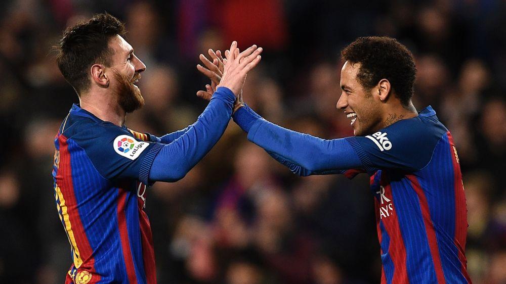 "Neymar manda un mensaje a la directiva: ""Espero que empiecen a trabajar para que Messi se quede"""