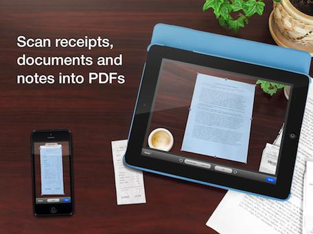 Scanner Pro 4.5 Updated to Make iOS Scanning Easier