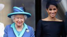Queen Elizabeth: Für Herzogin Meghan bricht sie die royalen Regeln