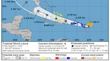 Evacuation ordered for boats, mobile homes as tropical storm tracks toward the Keys