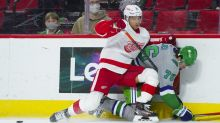 About Last Night: Canes outbattled by Red Wings