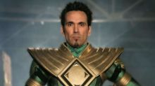 Original green Power Ranger was kicked out of the reboot's premiere