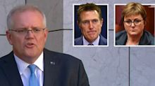 Porter and Reynolds lose roles as PM announces new cabinet