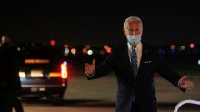 Biden campaign takes extra steps to keep him safe from COVID-19