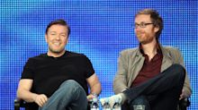 Stephen Merchant cites his and Ricky Gervais' 'arrogance' as key to success of The Office