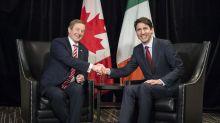 Ist Ihnen dieses Detail an Justin Trudeau aufgefallen?