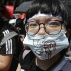 The Latest: Hong Kong apologizes for handling of situation