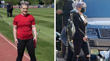 Veganism, hard work, and a gastric sleeve: how Kelly Osbourne lost six stone