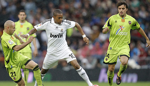"""Primera Division: Robinho: """"Alle in Madrid waren brasilianisch"""""""