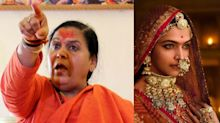 Disrespect of Deepika Padukone Is Immoral: Uma Bharti