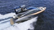 Lexus sails the seas in luxury with its first-ever yacht