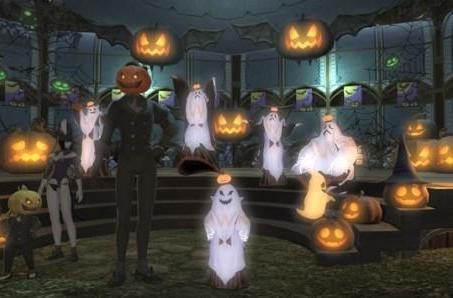 Final Fantasy XIV gets ready for a haunted All Saints' Wake (and PvP)