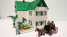 PHOTOS: An Anne of Green Gables house made of Lego