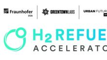 Northeast innovation ecosystem leaders Fraunhofer TechBridge, Urban Future Lab and Greentown Labs launch the H2 Refuel Accelerator, sponsored by Shell and Toyota