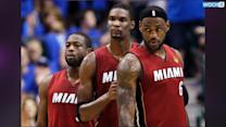 Wade On LeBron: 'We Are Champions'