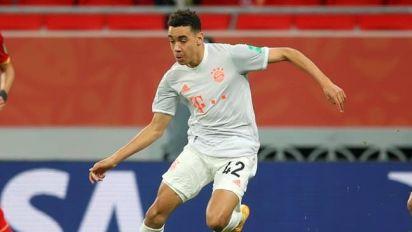 Jamal Musiala signs with Bayern Munich to 2026