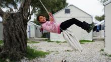 Hogares para refugiados son construidos fácil y rápidamente con un innovador método