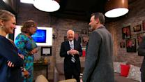 Bob Schieffer reveals his top 3 television dramas in our Toyota Green Room