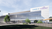 Inside Cree's plans for its $1 billion Utica factory