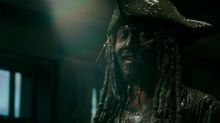 'Pirates of the Caribbean: Dead Men Tell No Tales' Trailer: Johnny Depp Makes a Grimy First Appearance