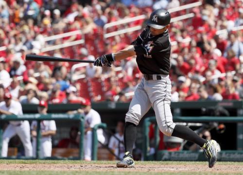 Ichiro passed Rod Carew on the all-time hit list Thursday. (AP)
