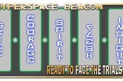 Hyperspace Beacon: Ready to face the Trials