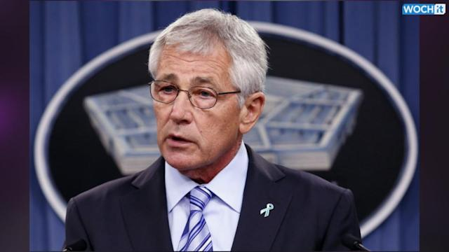 Hagel Says Military Ban On Transgender Service Should Be Reviewed