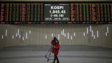 South Korea bourse fines BofA Merrill Lynch over irregular trading