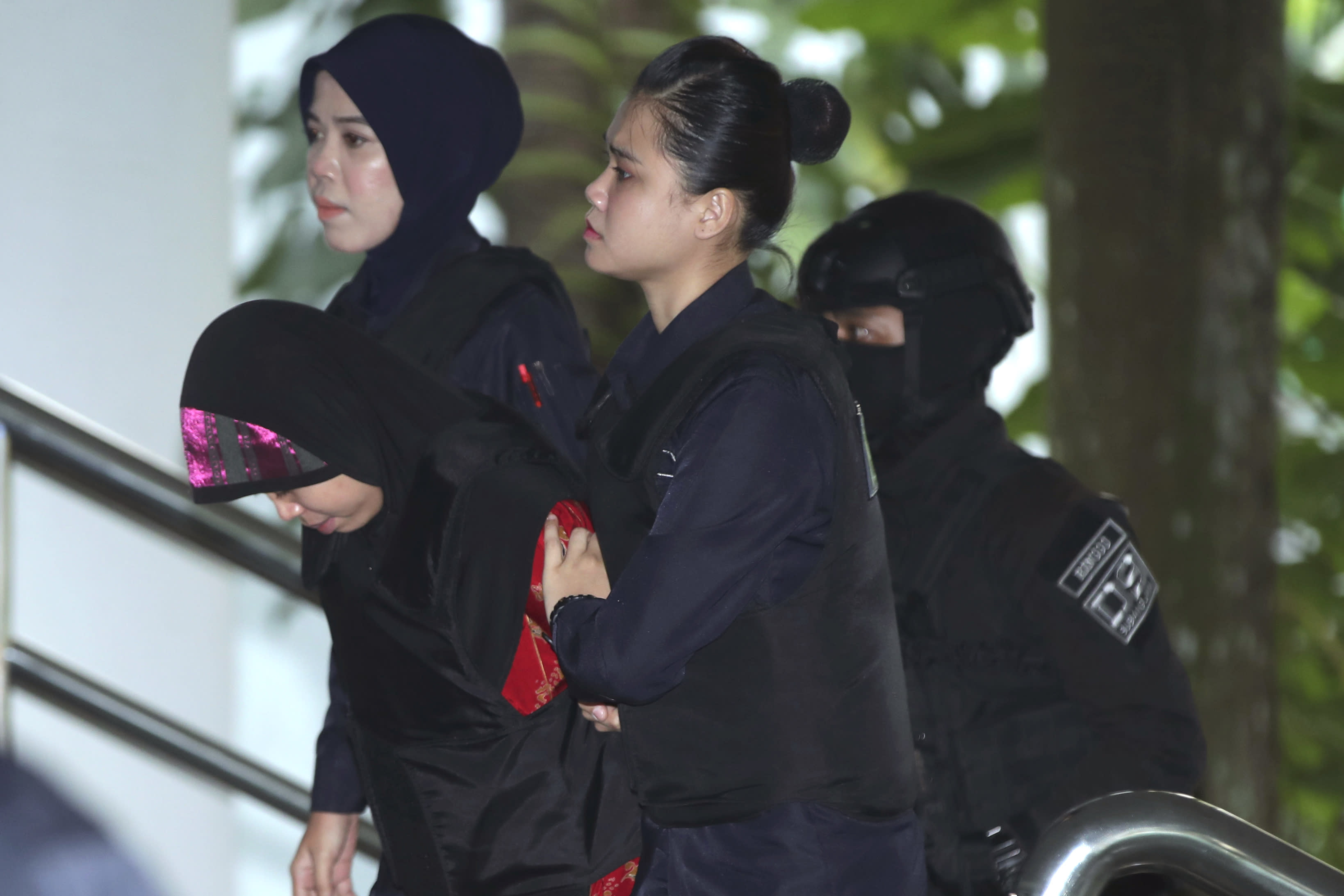 The Latest: Indonesian to testify when murder trial resumes