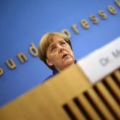 Merkel says Germany stands against terrorists' culture of hatred
