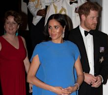 Meghan wore earrings gifted by Prince Salman after Jamal Khashoggi was murdered